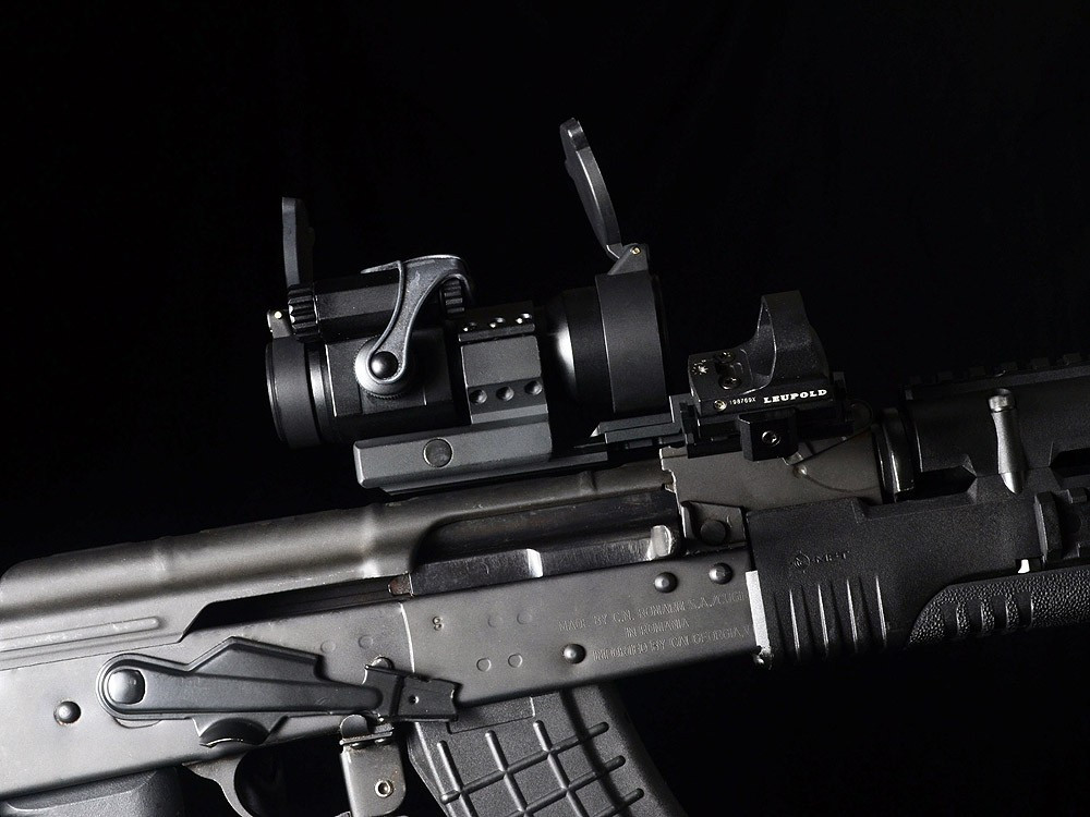 Strike Industries Ak Rear Sight Rail Mount Ver 2 187 S I