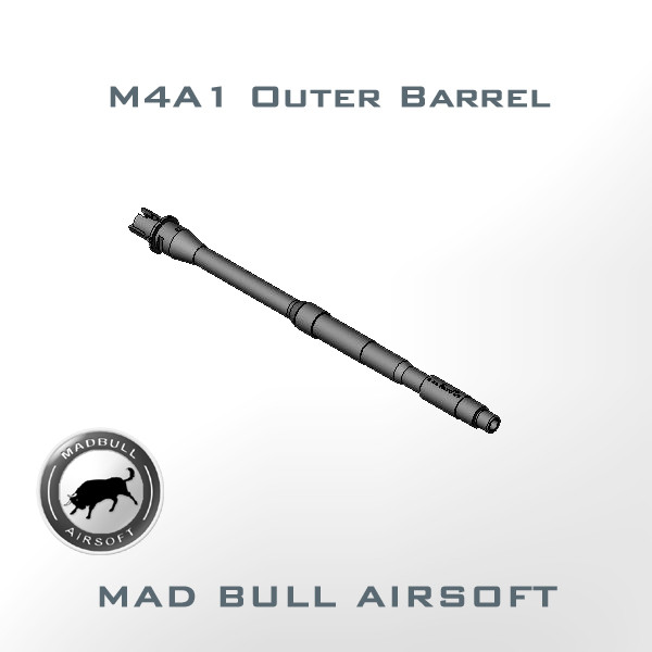 M4 A1 Outer Barrel