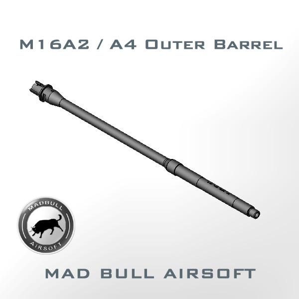 M16A2 / A4 Outer Barrel