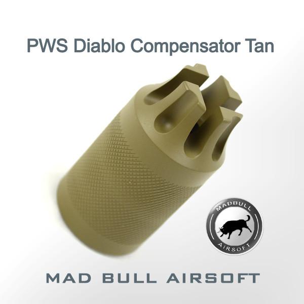 PWS Diablo Compensator Tan