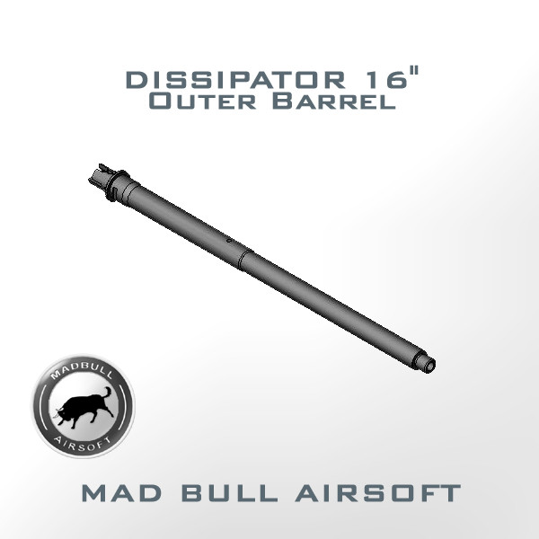 "Dissipator 16"" Outer Barrel"