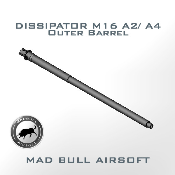 Dissipator M16 A2/ A4 Outer Barrel