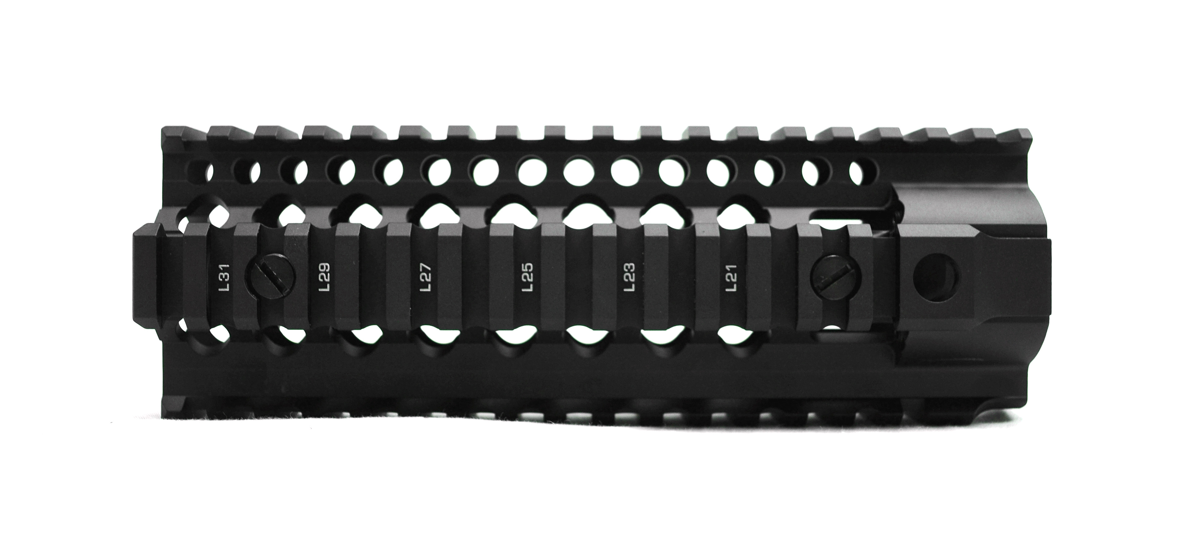 "Daniel Defense Licensed OmegaX rail 7"" Black"