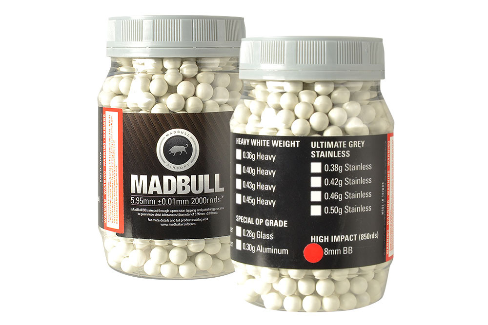 MadBull 8mm High Impact BB