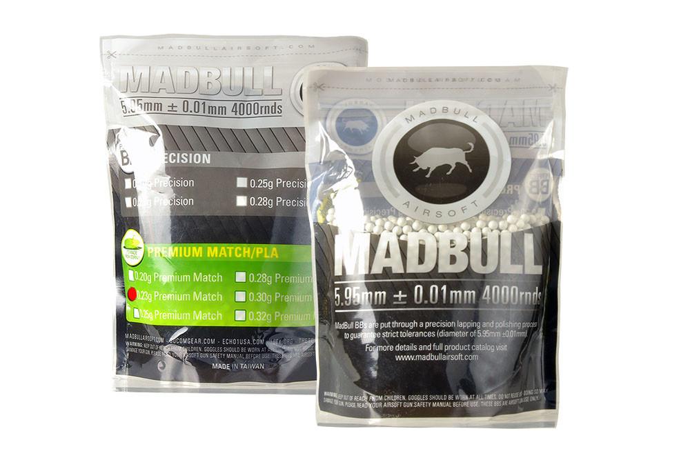 MadBull 0.23g Premium Match/PLA x4000