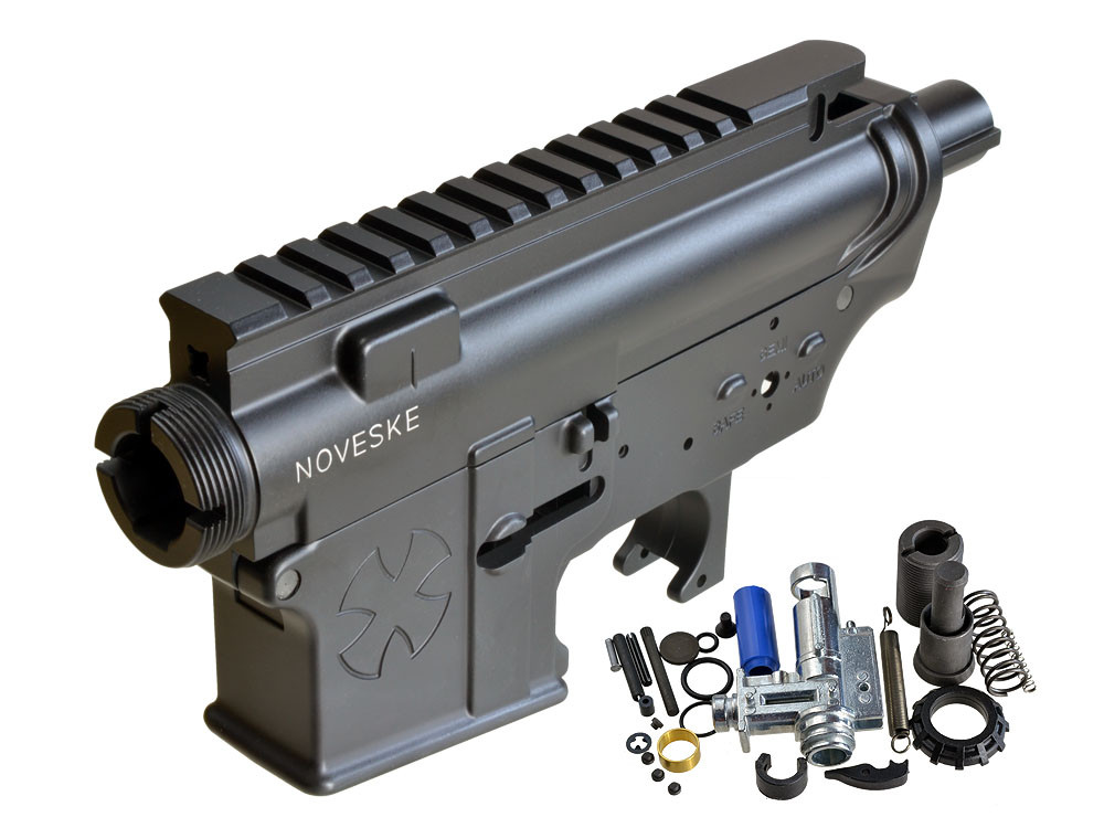 M4 Metal Body ver.2 - Noveske