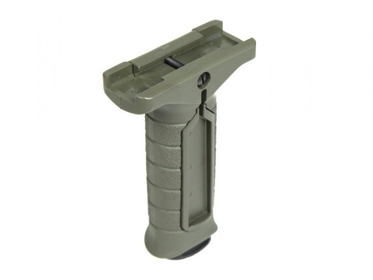 Stark Equipment SE3 Foregrip with switch pocket OLIVE DRAB