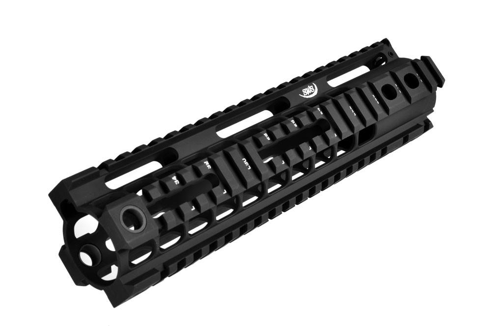 "SWS Licensed 9.28"" Handguard - E115M Mid-Length Rifle Model"