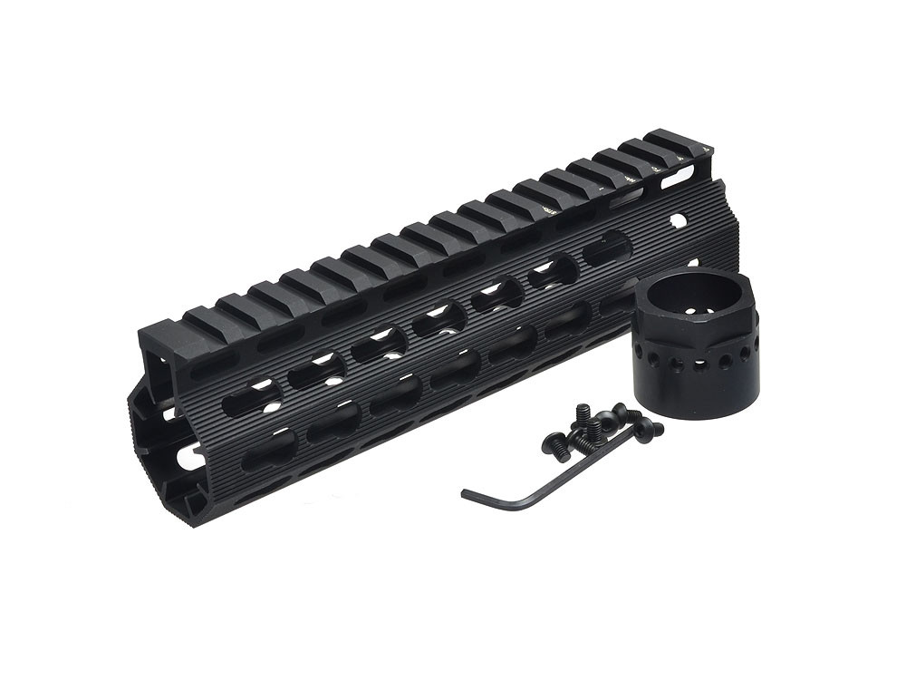 Strike Industries Mega Fins / Key-Mod Handguard Rail 7""