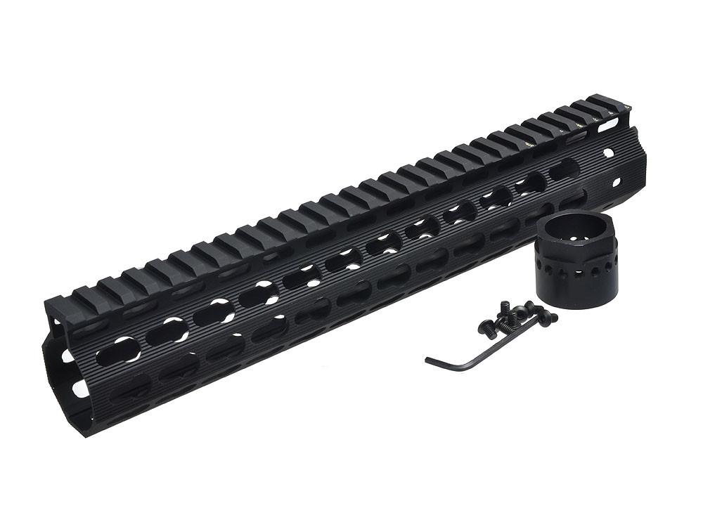 """Strike Industries Mega Fins / Key-Mod Handguard Rail 11"""""""
