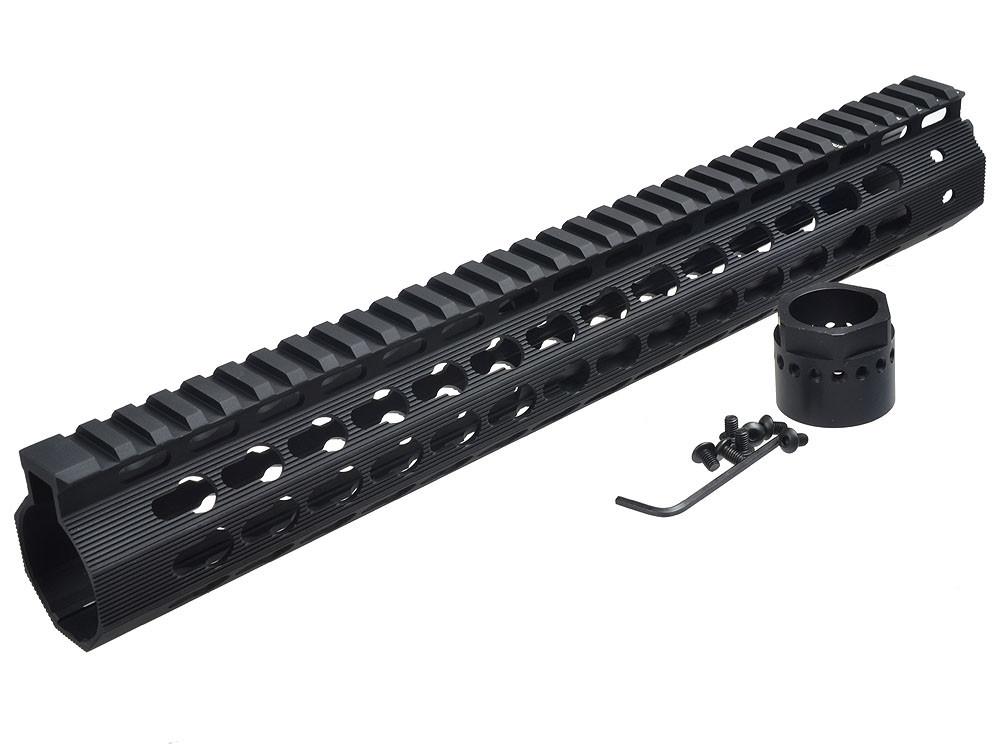 """Strike Industries Mega Fins / Key-Mod Handguard Rail 13"""""""