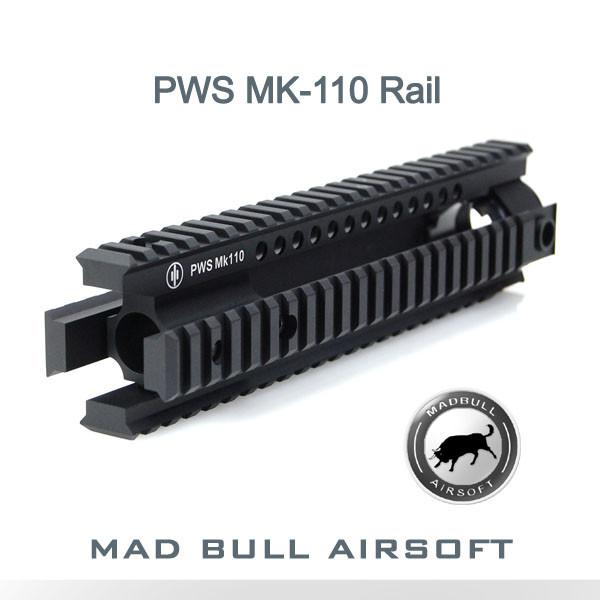 PWS MK110 Rail