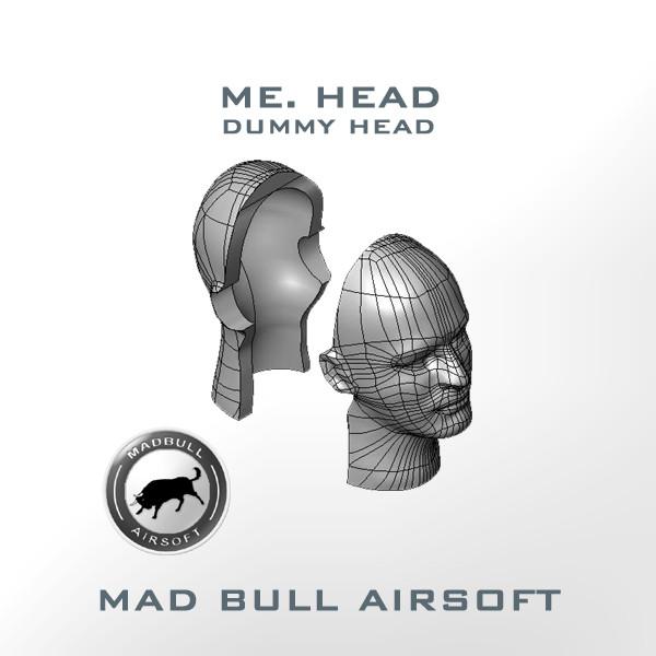 MR. HEAD - Dummy Head (24pcs/ box)