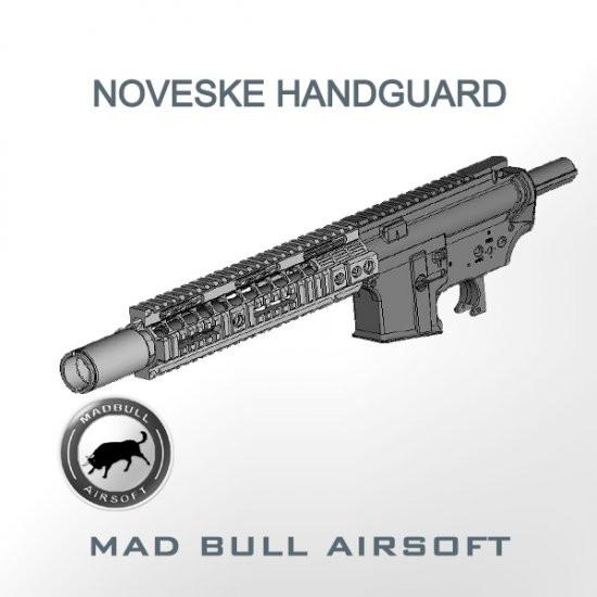 """Noveske Free Floating Handguard Rail 7.25"""" RAS RIS"""