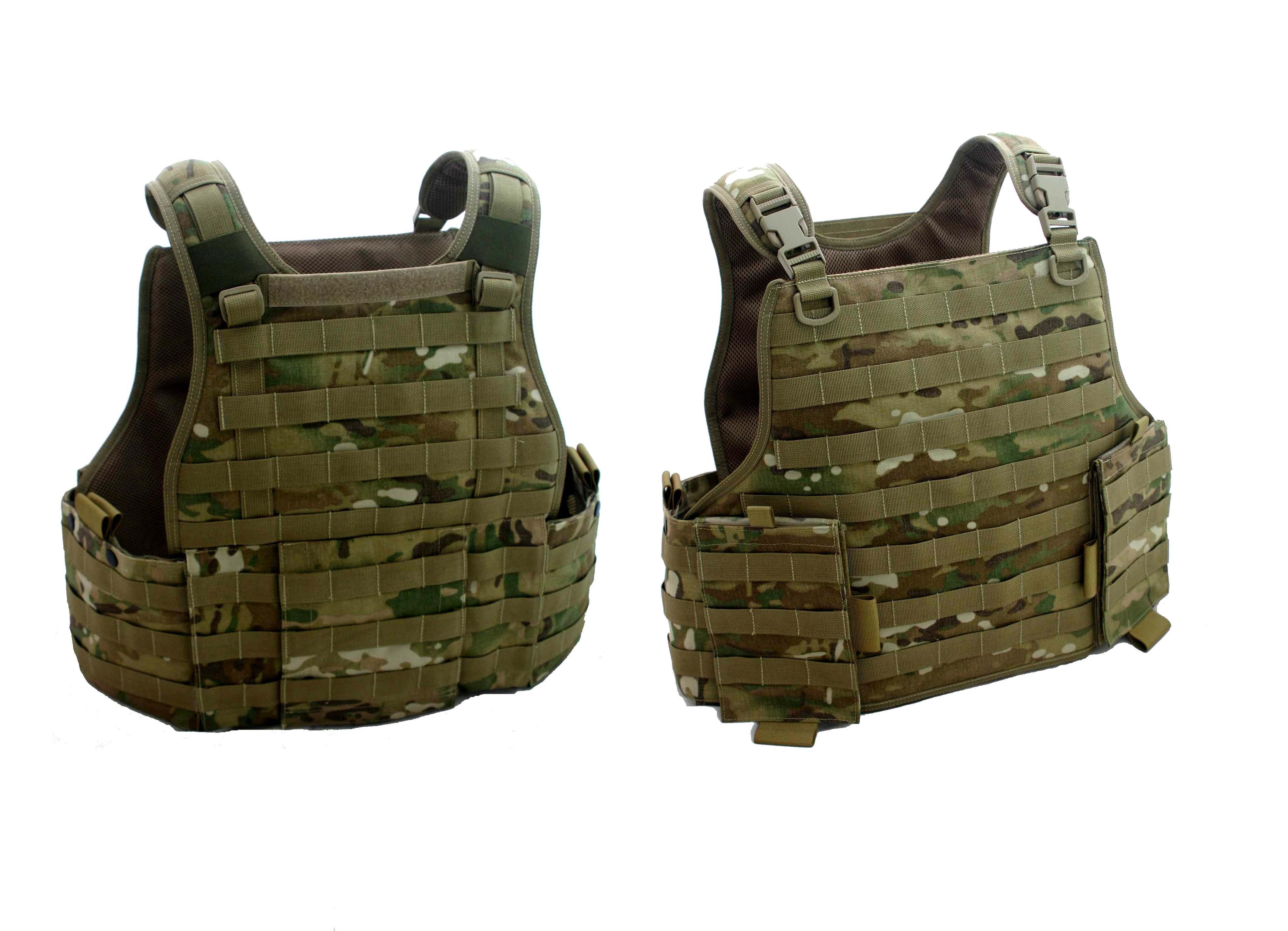 HSS Multicam Vest - (HSS-VE-007A)