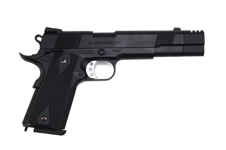 Punisher Compensator - Black - COMPENSATORS / FLASH HIDERS ...