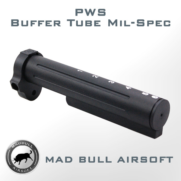 PWS Enhanced Mil-Spec Buffer Tube