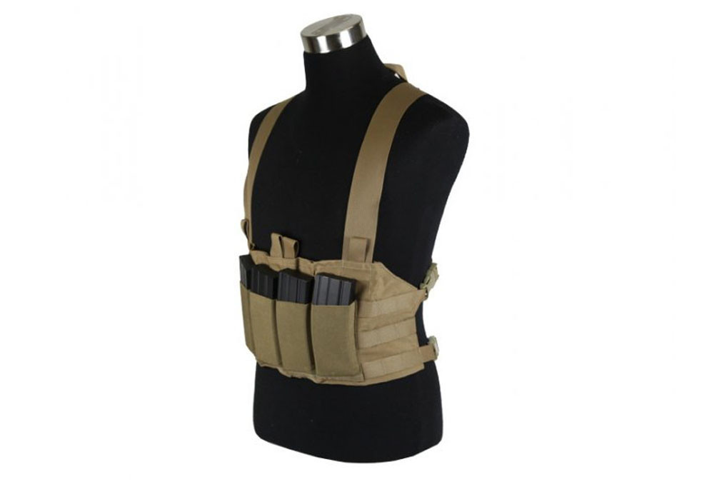 Ten-Speed M4 Chest Rig - MC / CB