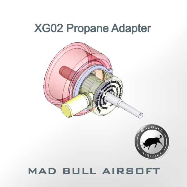 Propane Adapter XG02 For Airsoft Propane Use only