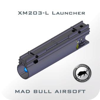 XM203L B.B. LAUNCHER TAN