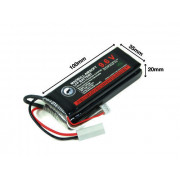 PowerX-01 9.6 V LFP battery
