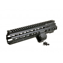 """PWS-10"""" DI Key-Mod Handguard Rail"""
