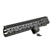 """PWS-12"""" DI Key-Mod Handguard Rail"""