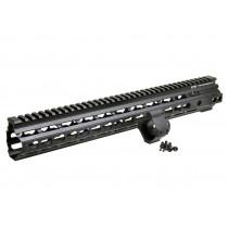 """PWS-15"""" DI Key-Mod Handguard Rail"""