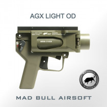 AGX Launcher - Light Version- Urban Combat OD