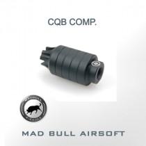 PWS Diablo Compensator Black - CQB Version