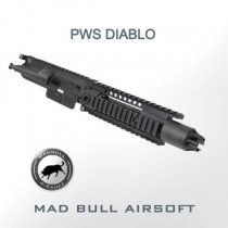 PWS Diablo Handguard kits - Dark Earth