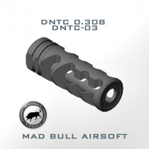DNTC 308 Black (DNTC-02-BLK) - 14mm CW (+)