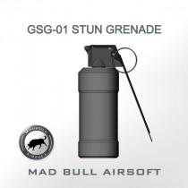 GSG-01 Stun Noise Shot (CO2 powered)-Blue