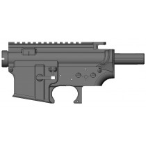 JP Rifles M4 metal body