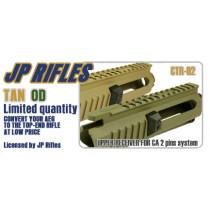 JP Rifles CTR-02 Upper-TAN