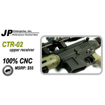 JP Rifles CTR-02 Upper-Black