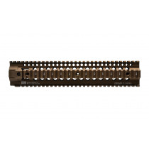 "Daniel Defense Licensed OmegaX rail 12"" FDE Tan"