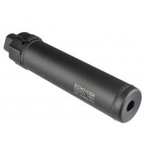 Echo1 Mk1 SR556 Quick Detach Barrel Extension in Black