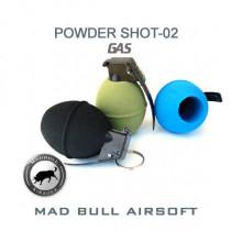 Powder Shot 02 - Toy Foam Grenade [ GAS EDITION ]
