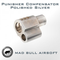 Punisher Compensator - Silver
