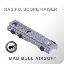 RAS FIX Scope Riser Mount