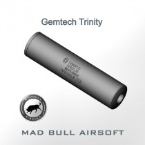 Gemtech Trinity 9MM Silencer (US ver. is non-functional)