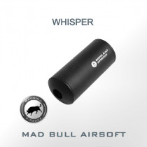Whisper 1911 .45 ACP Compact Short Suppressor