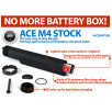 M4 ACE Stock Tube (For LiPO Battery)