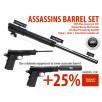 Assassins 235mm barrel set for SOCOM / WE 1911