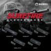 "Surefire Airsoft suppressor FA556 MG 6.72"" [Discontinued]"