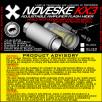 Noveske KX3 ADJUSTABLE AMPLIFIER FLASH HIDER (Limited Silver)