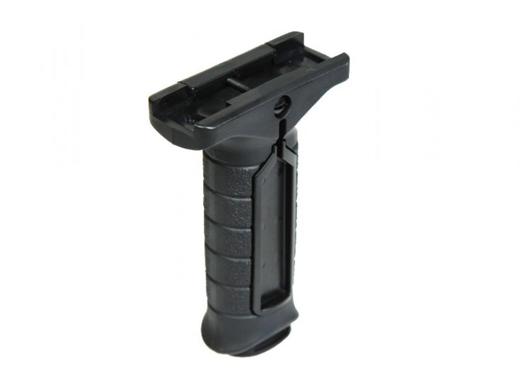 Stark Equipment SE3 Foregrip with switch pocket BLACK