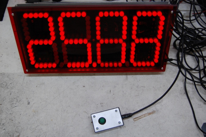 Extra Large IPSC Timer (Custom Made)