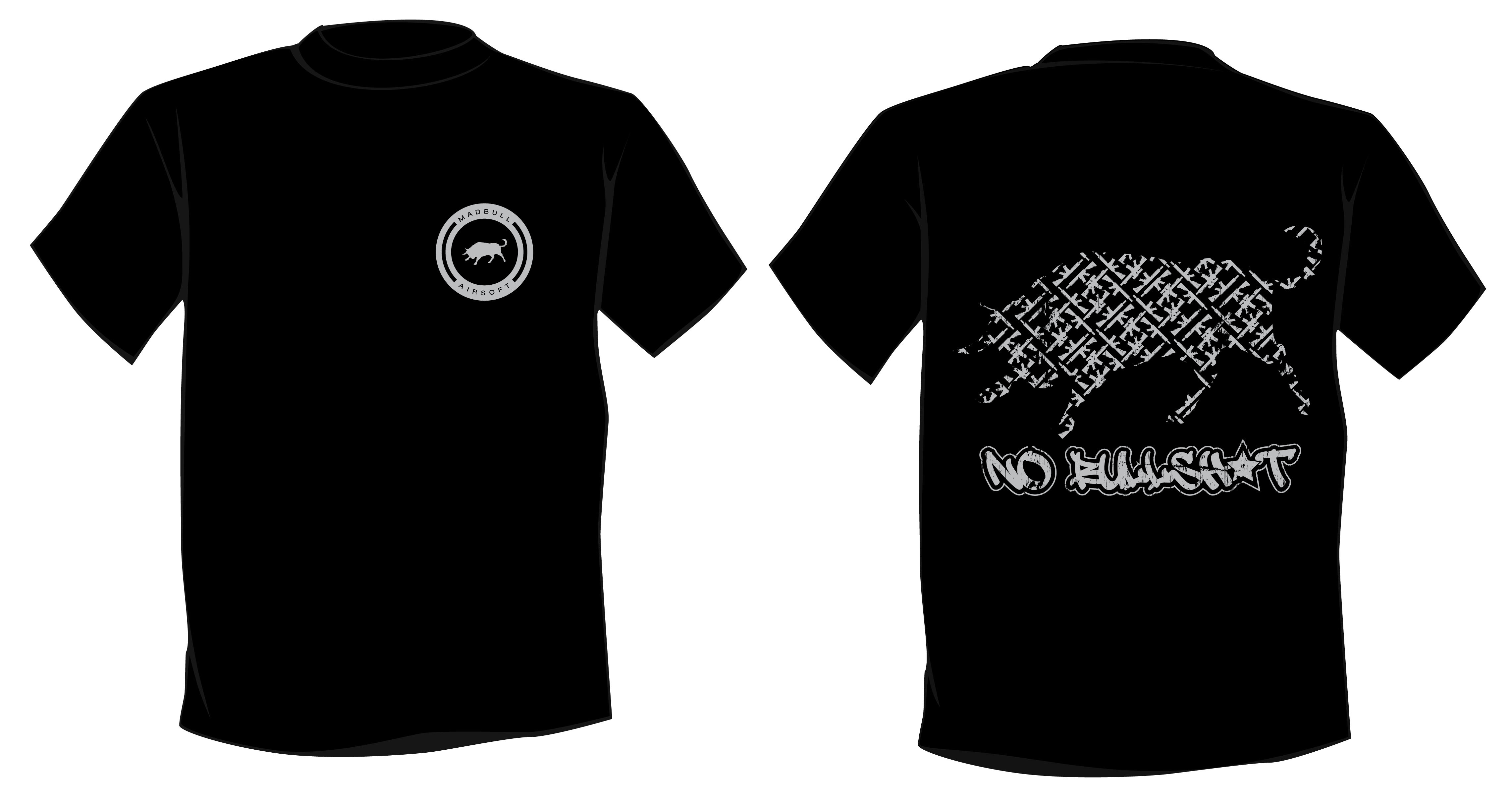 Limited Edition NO BULLSH*T T-Shirt